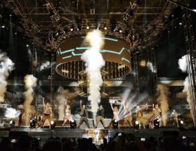 43 almas vibran con el 90's Pop Tour en Querétaro