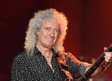 Brian May, guitarrista de Queen, sufrió un ataque al corazón