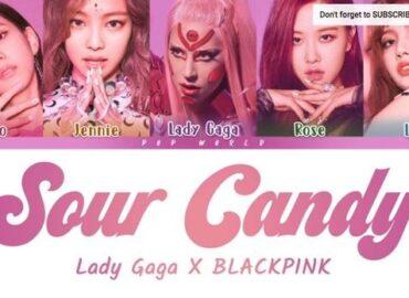 Lady Gaga estrena por sorpresa «Sour Candy», con Blackpink