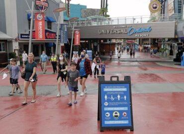 ¡Ya abrió sus puertas! Universal reanima parques de Orlando
