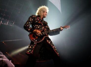 Eligen a Brian May como el mejor guitarrista del rock