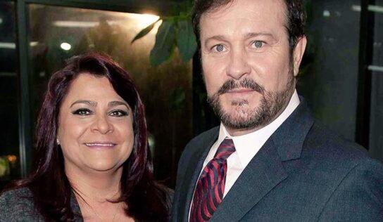 Arturo Peniche trabaja en diferencias con su esposa Gaby