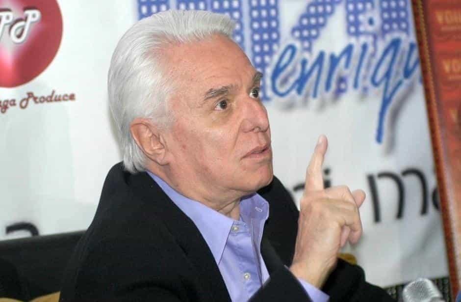 Contraataca Enrique Guzmán