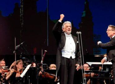 """Premiarán a Plácido Domingo con el """"Bellini d'Oro"""""""