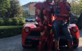 Los lujosos disfraces de Kylie Jenner y Travis Scott de Avengers